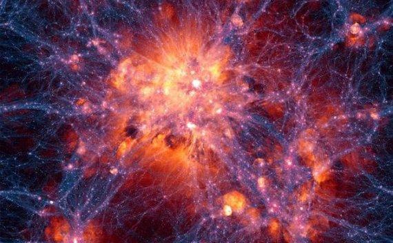 """宇宙""""失踪物质""""搜寻史:人类耗费数十年时间验证"""