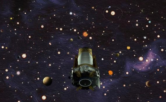 开普勒太空望远镜退休:揭示宇宙隐藏数十亿颗行星