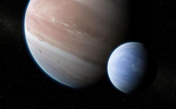 首次发现系外卫星存在证据,体积与海王星相近