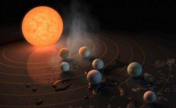 宇宙中可能存在外星生命的行星或许比预计的还要少