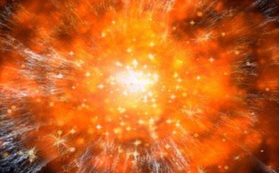 宇宙最高温度纪录:大爆炸瞬间达到1亿亿亿亿摄氏度
