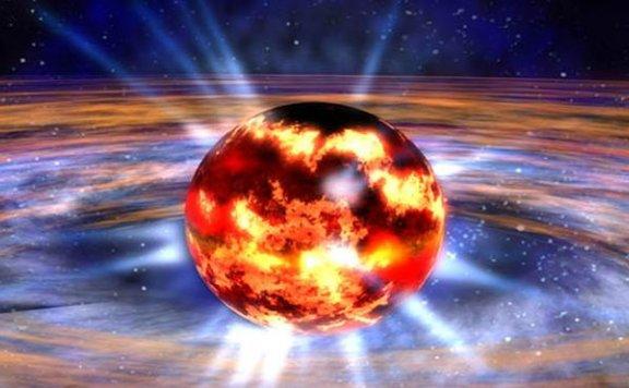 黑洞可以制造黄金?黑洞内爆中子星或产生重元素