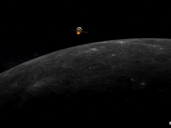嫦娥五号探测器成功制动,顺利进入环月轨道飞行