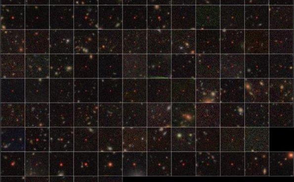 科学家发现83个形成于宇宙初期的超大质量黑洞