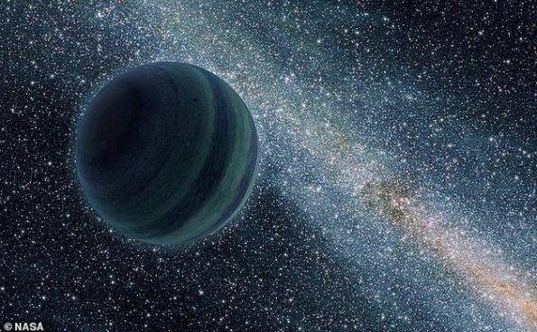 太阳系第九行星可能不存在!仅仅是一些冰冷小天体