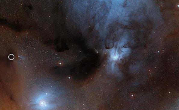 450光年外的原恒星:包含构成生命的基本有机分子