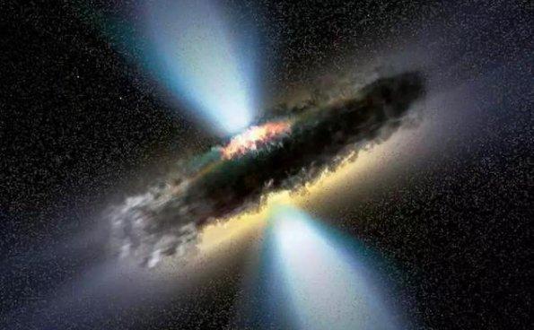 每个黑洞的结局,都是时空反转、万物无法进入的白洞