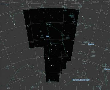 天坛座Ara