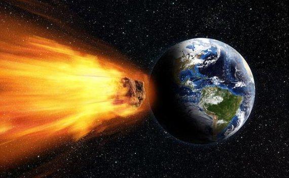 """人类""""最大的挑战"""":目前仍无法应对小行星撞地威胁"""