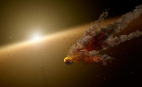 寻找外星生命的关键线索:太阳系中的远古技术迹象