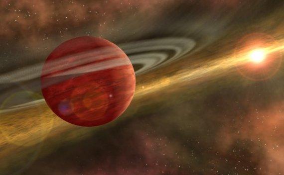 怎样造一个太阳系?