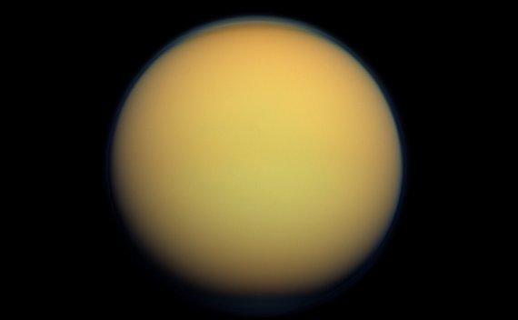 沥青湖与土卫六上的生命