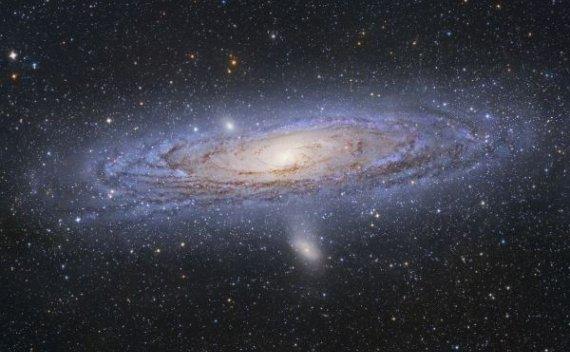 我们的银河系如何长大?