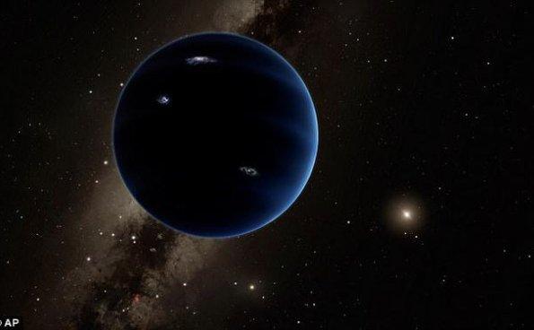 """神秘""""第九行星""""可能并不存在:天体聚集现象未出现"""