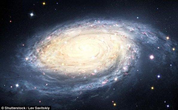 爱因斯坦错了吗?观察银河系核心寻找第五种自然力