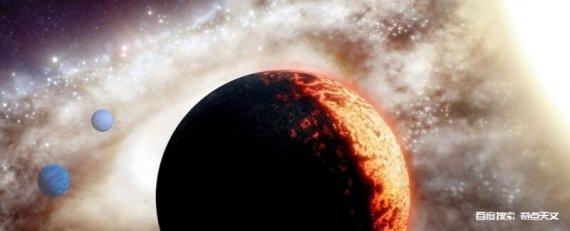 """天文学家发现了一个惊人的""""超级地球"""",它几乎和宇宙一样古老"""