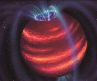 探索前沿   首次直接用射电望远镜发现的褐矮星