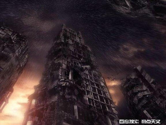 科幻小说|世界崩塌以后