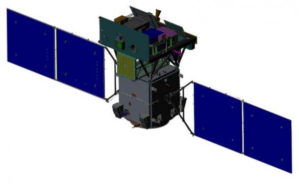 中国首颗太阳探测器将于2022年发射升空