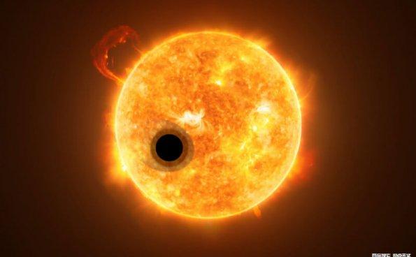 奇怪的系外行星WASP-107b,核心出奇地小