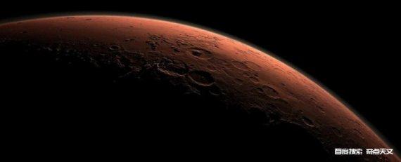 先前从未被见到的氯化氢出现在火星上