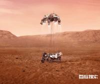 斥资27亿美元,又一辆核动力火星车着陆,还带了一架直升机