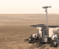 NASA公布毅力号着陆过程照片,2公里外可能就有外星生命遗迹