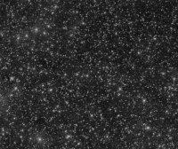 这张看似星空的照片,实际上是黑洞地图