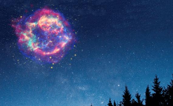 树木的年轮,隐藏着超新星的秘密