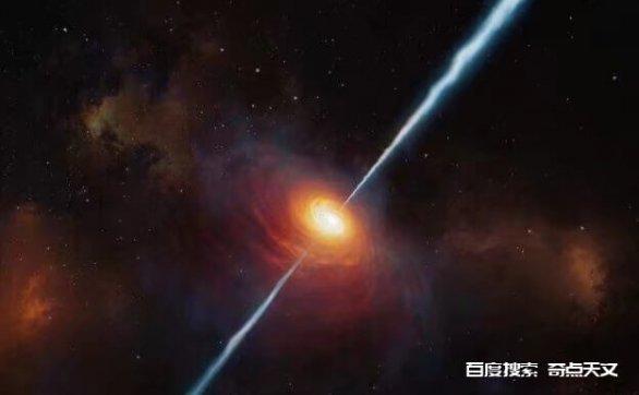 发现最遥远的无线电类星体