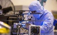 大气压只有地球的0.6%,火星无人机是怎麽飞起来的?