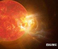 南门二的比邻星发出破记录的巨大耀斑