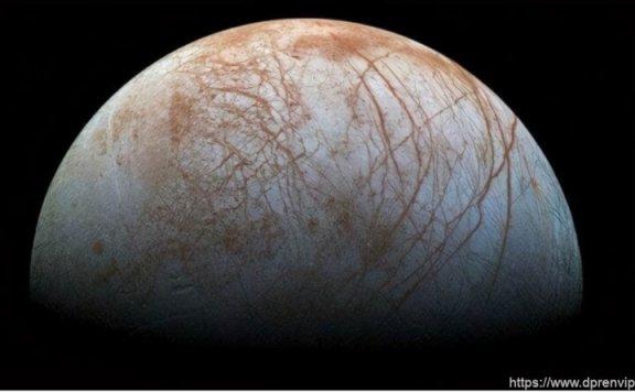 木卫二或已诞生生命,科学家在地球上找到答案,这裡跟木卫二很像