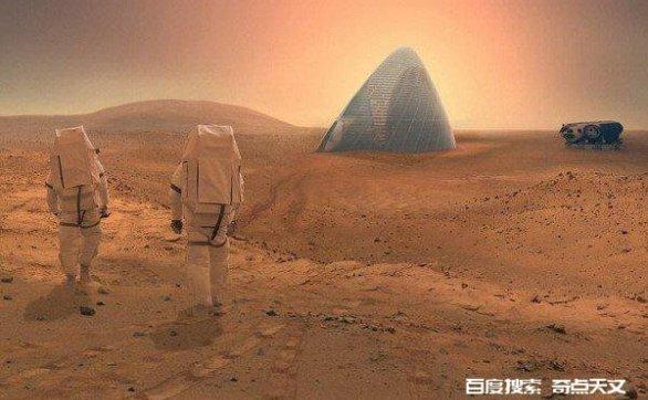 NASA破天荒与中国航天局进行合作,对火星进行详细分析