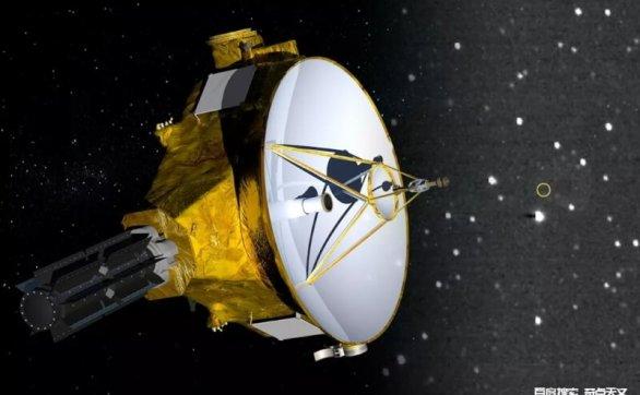 NASA新视野号即将达标,抵达50AU里程碑