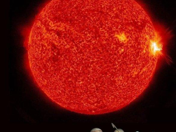 宇宙体积最大的恒星有多大?盾牌座UY太阳50亿倍,都不算最大