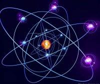 如果地球缩小到只有电子那麽大,宇宙会有多大?