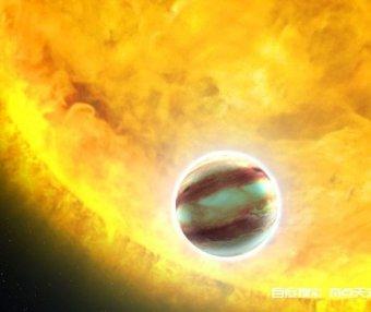 首次在系外行星发现羟基(OH)