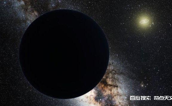 天文学家猜想第九行星或是原初黑洞,太阳系里有黑洞?