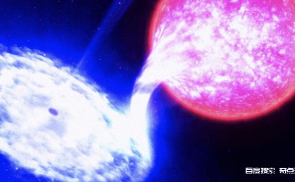 这颗星系每114天就会爆发出闪焰耀斑,原因竟是被大质量黑洞撕裂