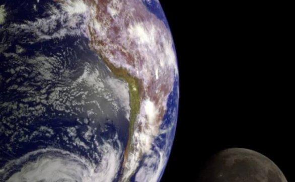 地月曾共享一个磁场屏障,保护它们的大气层