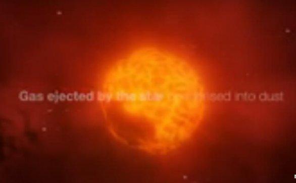 天文学家揭开参宿四大幅度变暗之谜