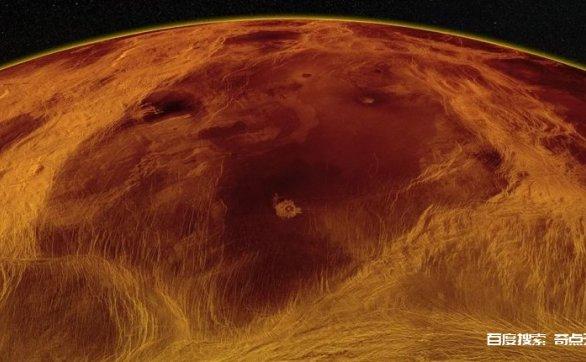 科学家解开金星大气层中磷化氢之谜? 科学家:与火山有关系。 」