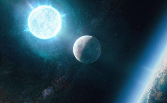 科学家发现迄今为止体积最小,质量最大的白矮星