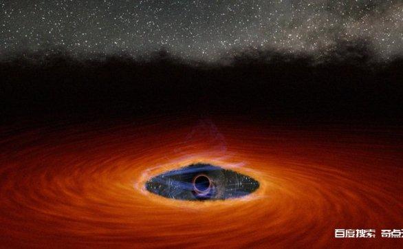 我们验证了爱因斯坦的相对论,人类首次看到黑洞背后的光