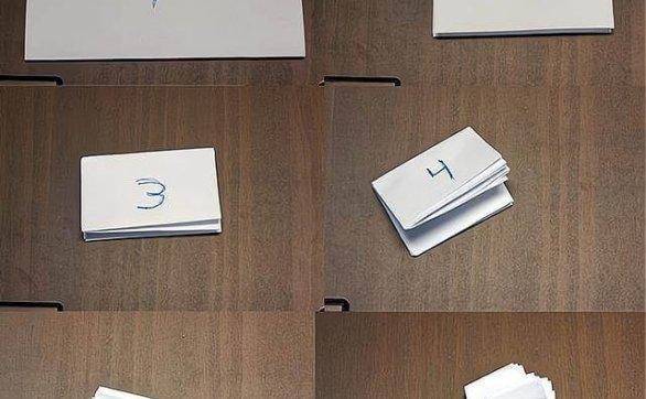 把一张纸对折多少次,宇宙就放不下了?