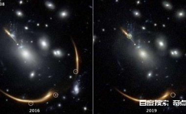 美国天文学家预计2037年将会出现超新星爆炸重演