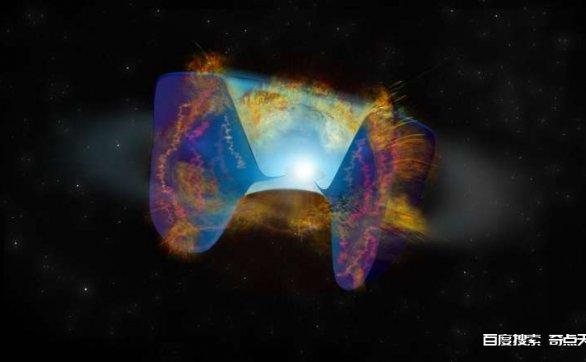 恒星碰撞引发一种全新类型的超新星爆炸