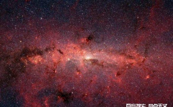 银河系中心神秘物体频放无线电讯号,科学家无法归类其来源!