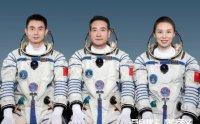 神舟十三号升空航天员将在天宫空间站驻留六个月